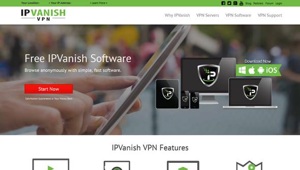 IPVanish Home