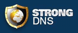 StrongDNS Logo